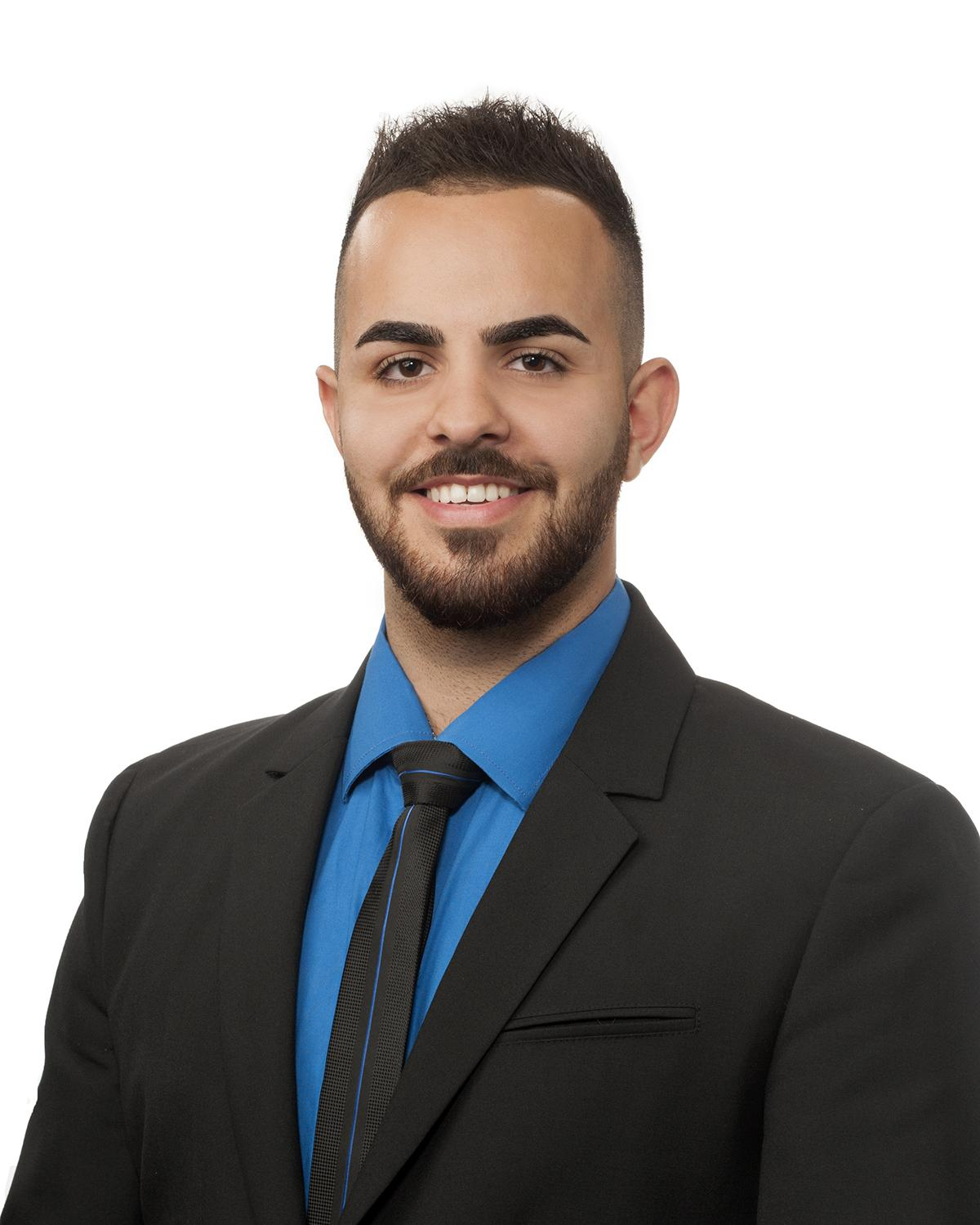 Joey Markos : Sales & Leasing Consultant